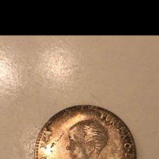 Monedas de España: MONEDA ALFONSO XIII 1891. Lote 144051932