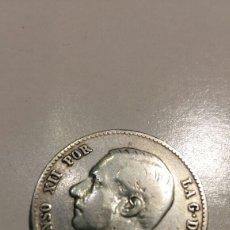 Monedas de España: ALFONSO XII UNA PESETA PLATA 1882 MS M 82. Lote 144279145