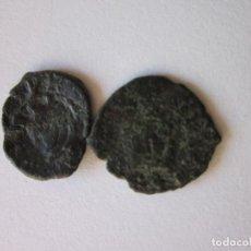 Monedas de España: 2 DINEROS. VALENCIA. FELIPE IV. 1645 Y 1646.. Lote 144495262