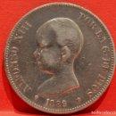 Monedas de España: 5 PESETAS 1889 ALFONSO XIII PLATA ESPAÑA. Lote 52009469