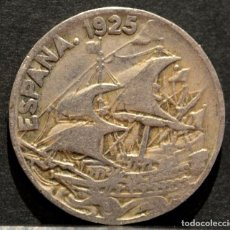 Monedas de España: 25 CENTIMOS 1925 ALFONSO XIII. Lote 85342612