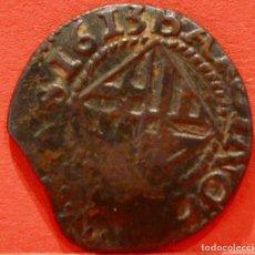 Monedas de España: ARDIT DINERO DE BARCELONA 1613 FELIPE III. Lote 60996470
