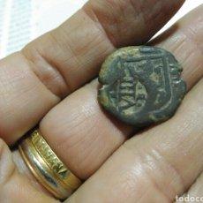 Monedas de España: BELLO FELIPE IV 1641-42 RESELLO EN VIII SOBRE FELIPE III 1618 SEGOVIA CASA VIEJA. Lote 145452232