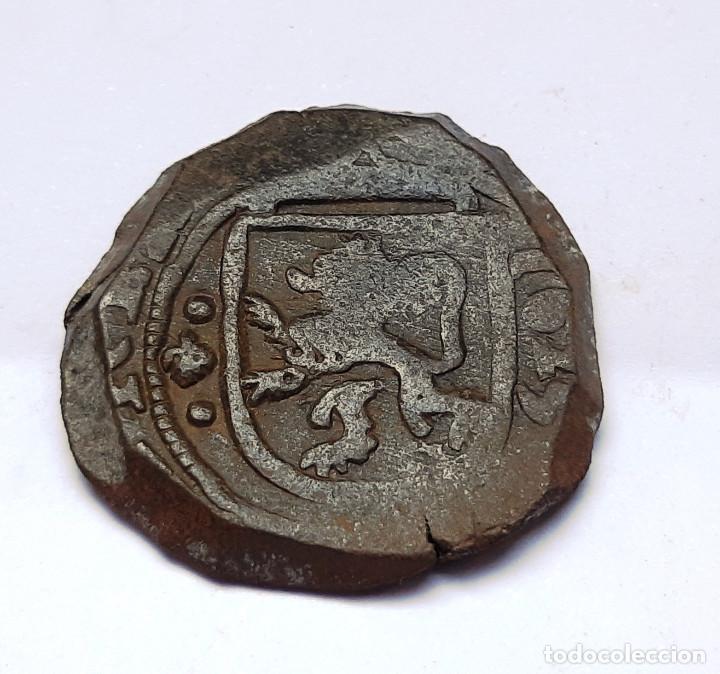 FELIPE IV 8 MARAVEDIS 1625 SEGOVIA (Numismática - España Modernas y Contemporáneas - De Reyes Católicos (1.474) a Fernando VII (1.833))