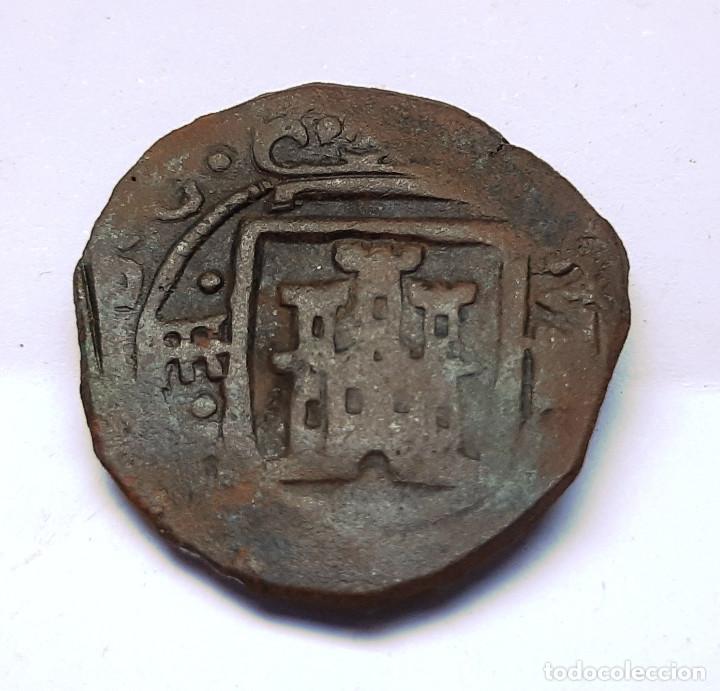 Monedas de España: FELIPE IV 8 MARAVEDIS 1625 SEGOVIA - Foto 2 - 146380910