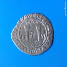 Monedas de España: JUANA Y CARLOS (1516-1555) 1 REAL PLATA MEXICO. Lote 146649146