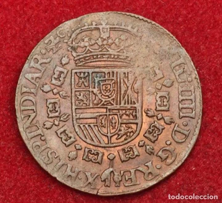 Monedas de España: España Spain 1623 , Spain Netheralands, Brabant, Felipe IV. Rarísima Moneda - Foto 2 - 146700124