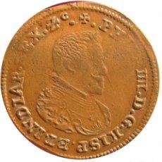 Monedas de España: ESPAÑA SPAIN 1659 , SPAIN NETHERALANDS, BRABANT, FELIPE IV. RARÍSIMA MONEDA. Lote 146700314