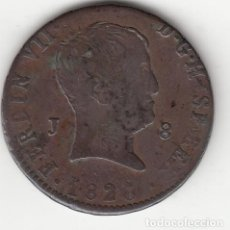 Monedas de España: FERNANDO VII: 8 MARAVEDIS 1826 JUBIA. Lote 146971266