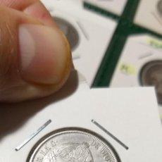 Monedas de España: ESPECTACULAR MONEDA 40 CENTIMOS ESCUDO MADRID ISABEL II PLATA 1866 CASI SIN CIRCULAR. Lote 147029470