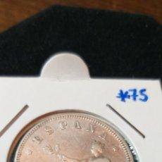 Monedas de España: PRECIOSA MONEDA 2 PESETAS 1870*75 ESTRELLAS VISIBLES 1ª REPÚBLICA. Lote 150705077