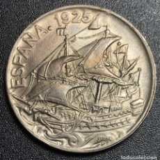 Monedas de España: 25 CENTIMOS 1925. . Lote 147182286