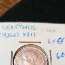 Monedas de España: 50 CENTIMOS PLATA ALFONSO XIII 1892*92 S/C. Lote 147194842