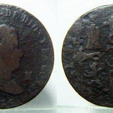 Monedas de España: MONEDA DE ISABEL II 8 MARAVEDIS DE 1846 CECA JUBIA. Lote 147482478
