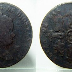 Monedas de España: MONEDA DE ISABEL II 8 MARAVEDIS DE 1848 CECA JUBIA. Lote 147483626