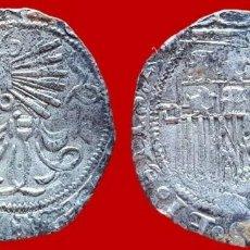 Monedas de España: REYES CATÓLICOS, 1 REAL DE PLATA, SEVILLA. 24 MM / 3,07 GR.. Lote 147703326