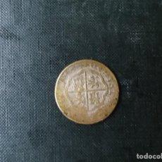 Monedas de España: MONEDA DE 1 REAL 1760 PLATA FALSO DE EPOCA FELIPE V . Lote 147723286