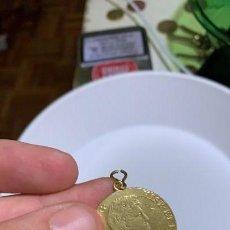 Monedas de España: 4 ESCUDOS (1/2 ONZA) DE ORO FERNANDO VII - MADRID 1820. Lote 147789614