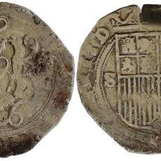 Monedas de España: REYES CATOLICOS 1 REAL SEVILLA. Lote 147980422