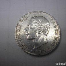 Monedas de España: 2 PESETAS DE PLATA DE 1882 18-82. .REY ALFONSO XII. Lote 148078030