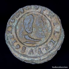 Monedas de España: FELIPE IV (1621-1665), 4 MARAVEDÍS. CUENCA, 1661-1664. ENSAYADOR Y. Lote 148150012