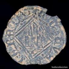 Monedas de España: ENRIQUE IV DE CASTILLA (1454-1474) BLANCA DE ROMBO DE VELLÓN TOLEDO. Lote 148165868