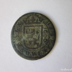 Monedas de España: 8 MARAVEDÍS. SEGOVIA, 1606. FELIPE III.. Lote 148612702