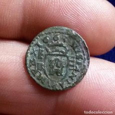 Monedas de España: 4 MARAVEDIS 1663 SEGOVIA BR - FELIPE IV. Lote 148678894