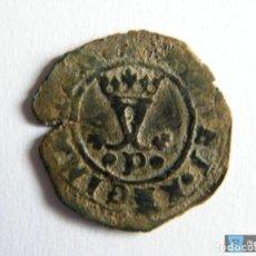 Monedas de España: MONEDA BLANCA REYES CATOLICOS 1474-1516, CUENCA C. Lote 148805376