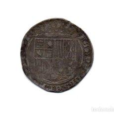 Monedas de España: MONEDA 1 REAL, REYES CATOLICOS, S. XV-XVI. Lote 148877689