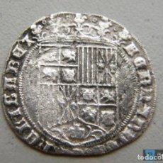 Monedas de España: MONEDA REYES CATOLICOS, 1 REAL DE BURGOS.. Lote 148877709