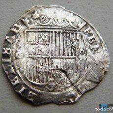 Monedas de España: MONEDA REYES CATOLICOS, 2 REALES.GRANADA.. Lote 148877713