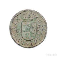 Monedas de España: MONEDA 8 MARAVEDIS, FELIPE III, 1605. Lote 148877769