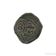 Monedas de España: MONEDA 8 MARAVEDIS, FELIPE III ? FELIPE IV, 1618 DOBLE RESELLO. Lote 148877773