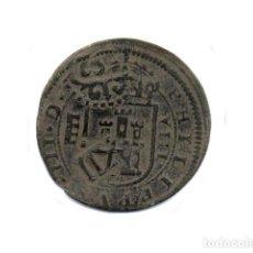 Monedas de España: MONEDA 8 MARAVEDIS, FELIPE III ? FELIPE IV, 1618 DOBLE RESELLO. Lote 148877785
