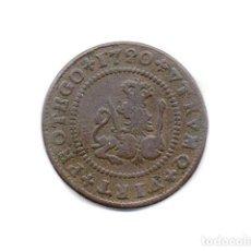 Monedas de España: MONEDA 4 MARAVEDIS, FELIPE V, 1720. Lote 148877837
