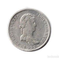 Monedas de España: MONEDA 8 REALES, FERNANDO VII, 1821. Lote 148878389