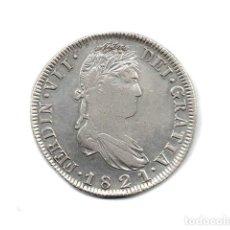 Monedas de España: MONEDA 8 REALES, FERNANDO VII, 1821. Lote 148878393