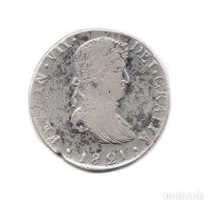 Monedas de España: MONEDA 8 REALES, FERNANDO VII, 1821. Lote 148878397