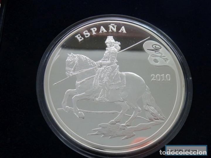 Monedas de España: Moneda Emision conmemorativa de Pintores Españoles: Francisco de Goya 50 € - Foto 2 - 148878998