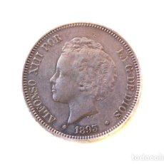Monedas de España - Moneda 5 Pts, Alfonso XIII, 1893 - 148879082