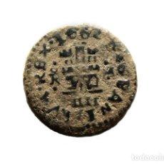 Monedas de España: MONEDA 4 MARAVEDIS, FELIPE IV, 1662. Lote 148879304