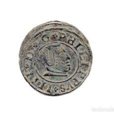 Monedas de España: MONEDA 16 MARAVEDIS, FELIPE IV, 1663. Lote 148879340