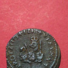 Monedas de España: FELIPE V. 1 MARAVEDÍ. 1718. BARCELONA.. Lote 149348568
