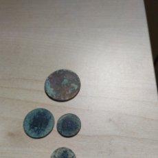 Monedas de España: LOTE DE MONEDAS DEL GOBIERNO PROVISIONAL. Lote 149972106