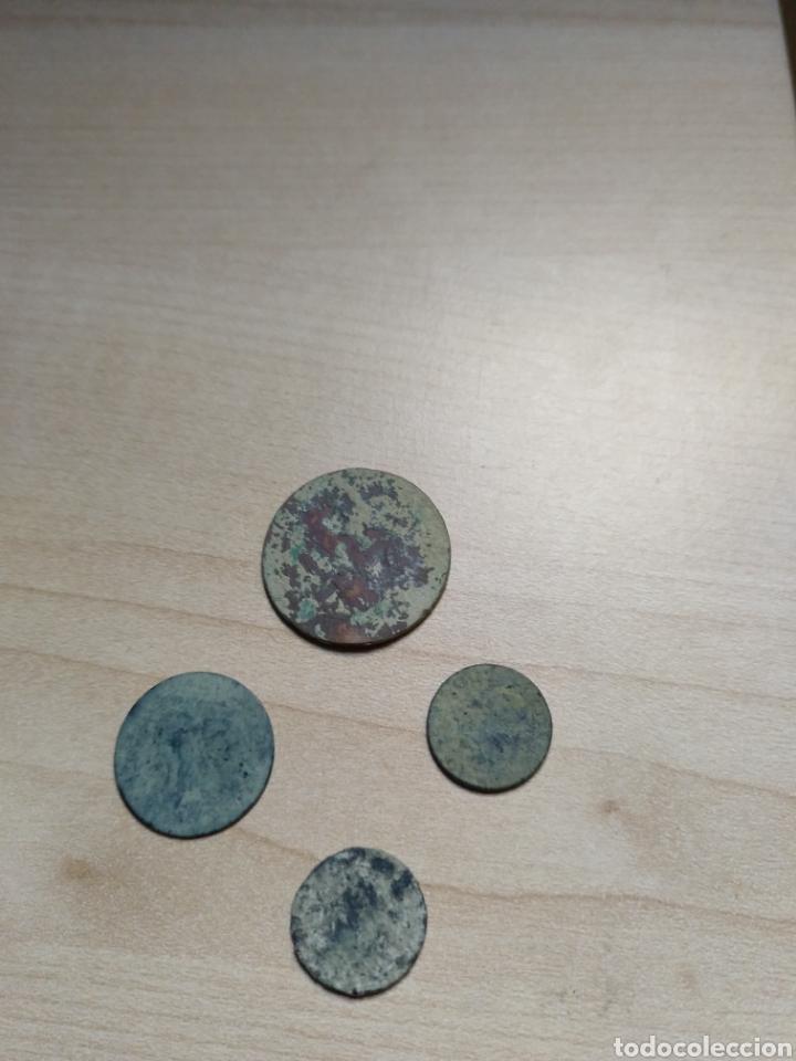 Monedas de España: Lote de monedas del gobierno provisional - Foto 2 - 149972106