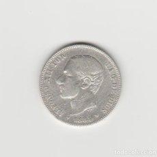 Monedas de España: ALFONSO XII- 2 PESETAS-1884*18-84 MSM. Lote 150167438