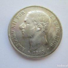 Monedas de España: ALFONSO XII * 5 PESETAS 1883*83 MS M * PLATA. Lote 150492474