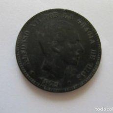 Monedas de España: ALFONSO XII * 10 CENTIMOS 1879 BARCELONA OM *. Lote 150588606