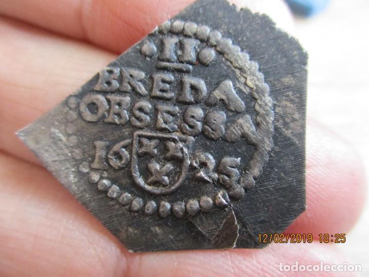 2 STUIVERS DE LA RENDICION DE BREDA , 1625 (Coins - Modern and Contemporary Spanish Coins - Catholic Monarchs (1474) until Fernando VII (1833))
